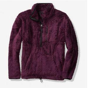 Pink Victoria's Secret Oversized teddy Sherpa